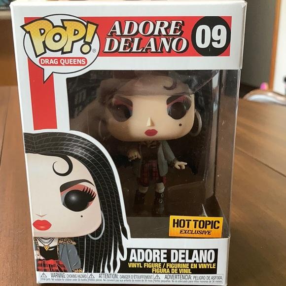 Adore Delano Pop Funko